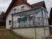 Vorher Wohnhaus Latschach
